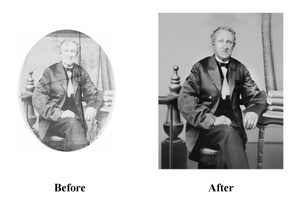 Glass Negative Restoration Pittsburgh