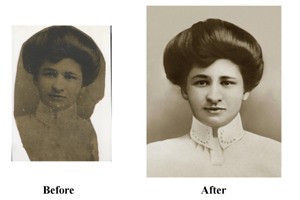 Photo Restoration Pittsburgh